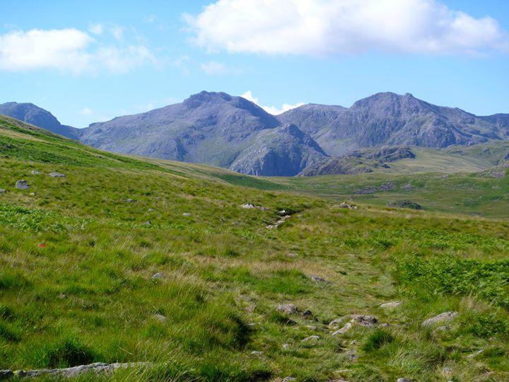 Climb Scafell cover