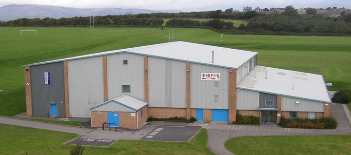 Hoops Basketball Centre cover