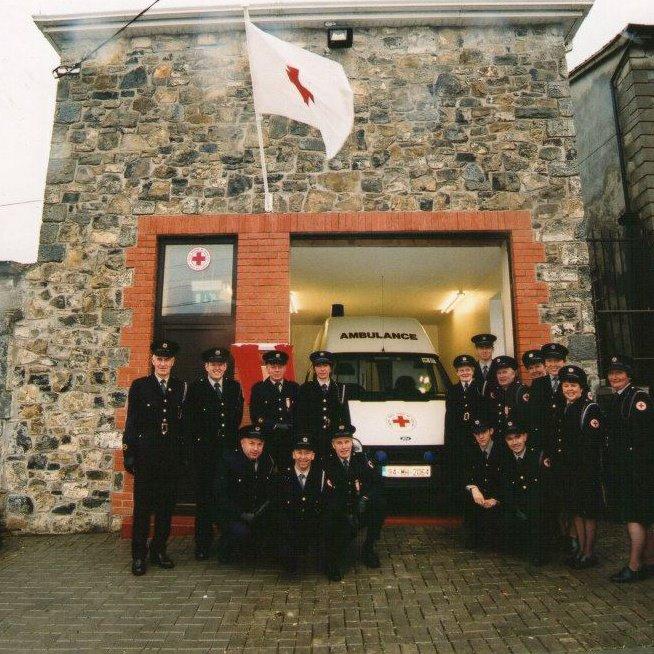 Slane Red Cross cover