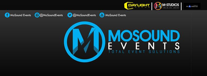 MoSound Events cover