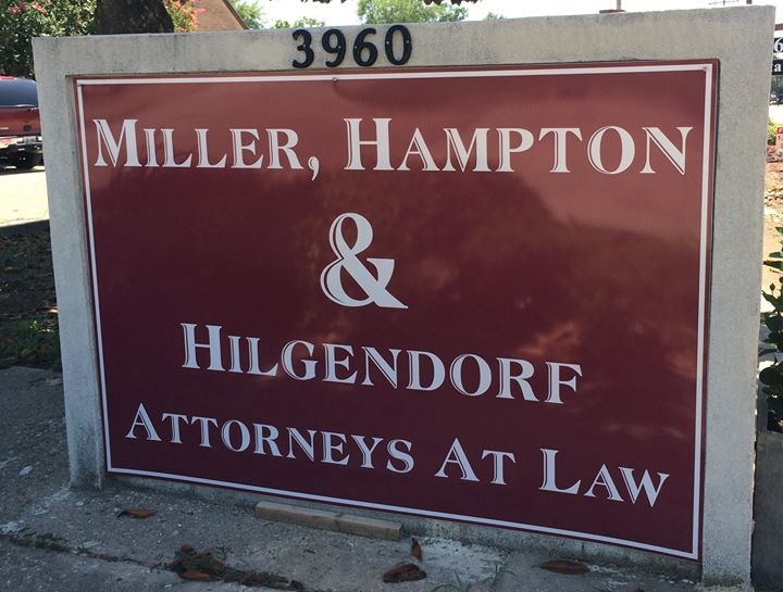Miller, Hampton & Hilgendorf Accident Attorneys cover