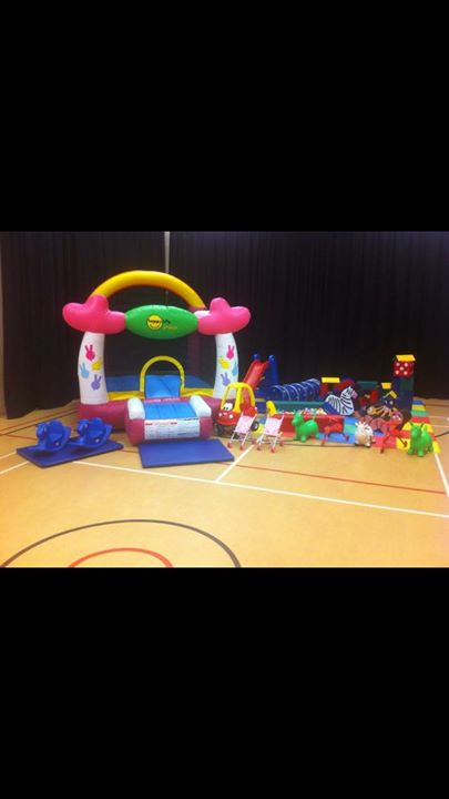 Becky's Soft Play -mobile soft play hire in Devon and Cornwall cover