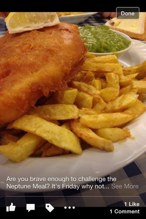 Whittakers Fish & Chips cover