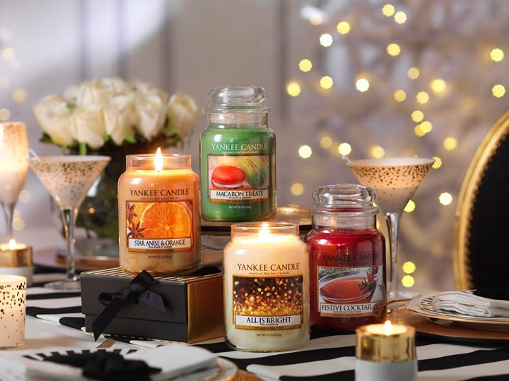 Yankee Candles at Butterflies Gift Shop cover