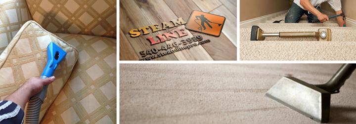 SteamLine carpet cleaning restoration cover