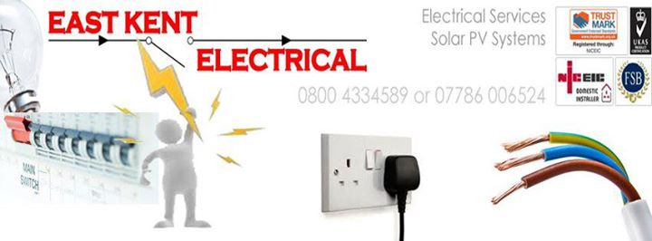 East Kent Electrical cover