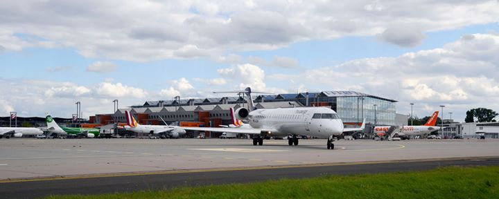 Dresden Airport cover