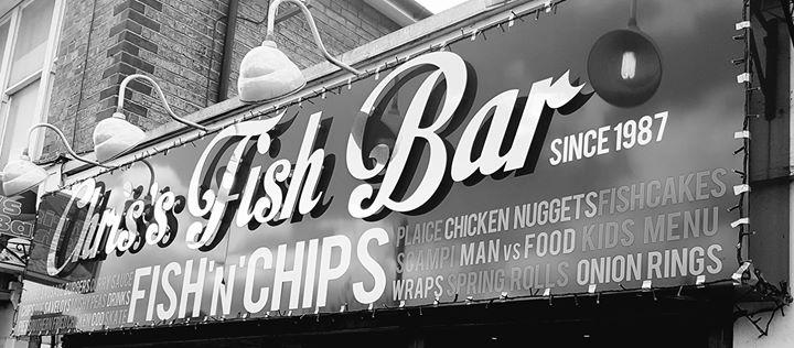 Chris's Fish Bar cover