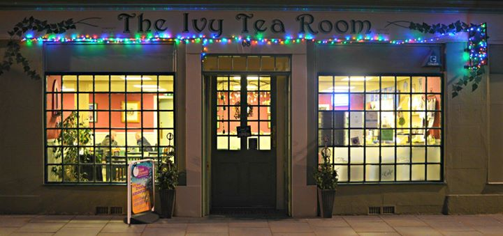 The Ivy Tea Room cover