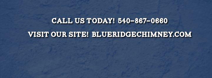 Blue Ridge Chimney Services cover
