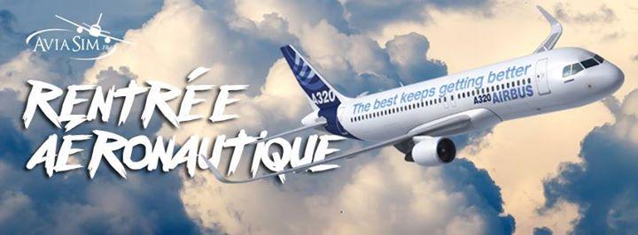 AviaSim Nice - Simulateur de vol cover