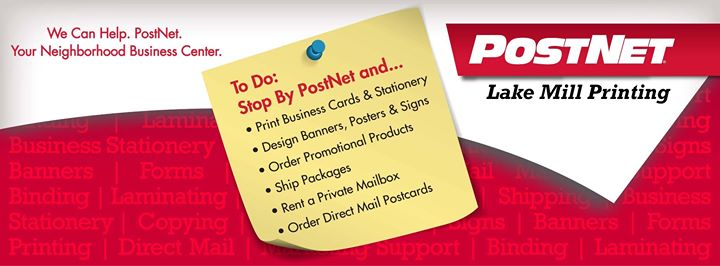 Postnet cedar park united states description postnet lake mill printing provides graphic design printing marketing direct mail web services and other business services colourmoves