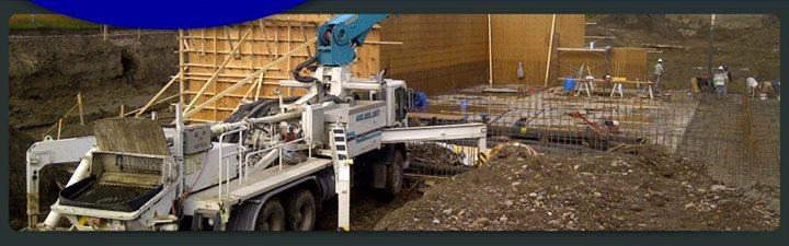 DH Concrete Pumping LTD. cover