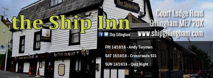 Ship Gillingham cover
