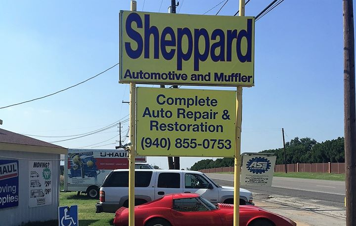 Sheppard Automotive and Restoration cover