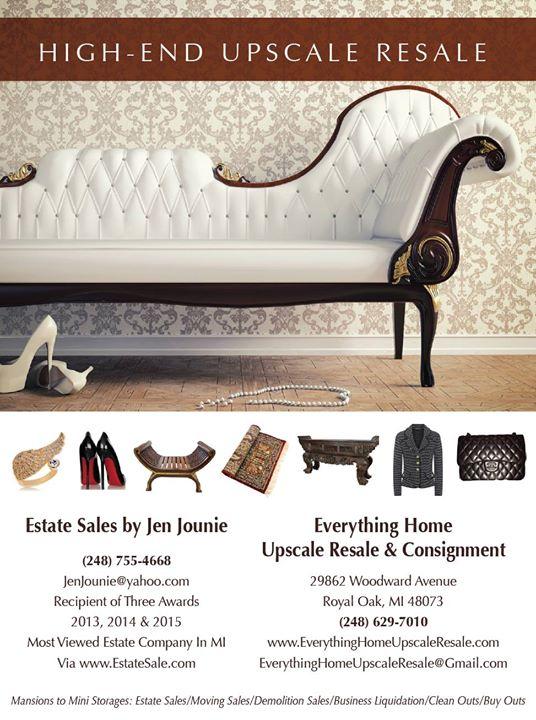 Estate Sales by Jen Jounie cover