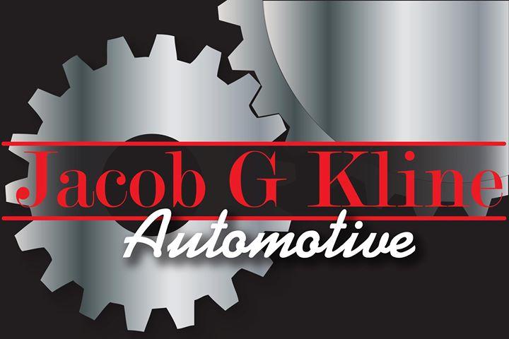 Jacob G. Kline Automotive cover