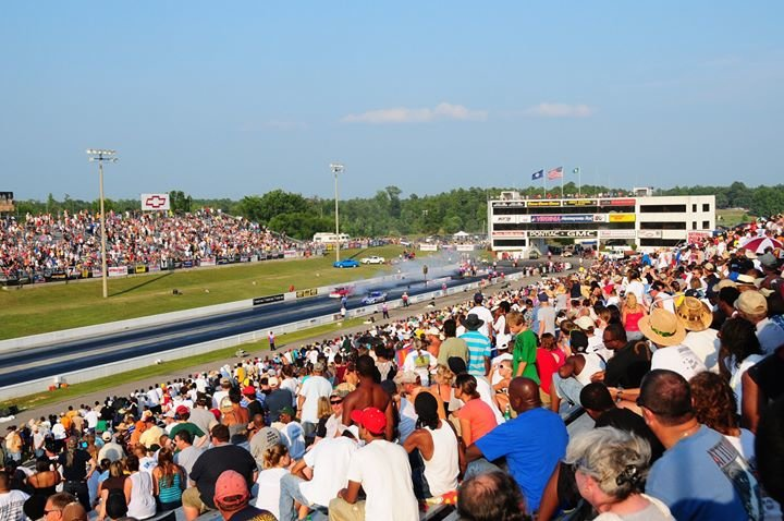 Virginia Motorsports Park cover