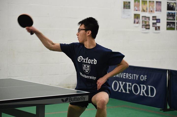 Oxford University Sport cover