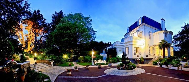 Hôtel Parc Victoria Relais & Châteaux cover
