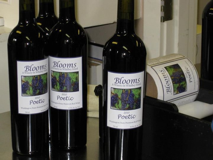 Blooms Winery &  Bistro cover