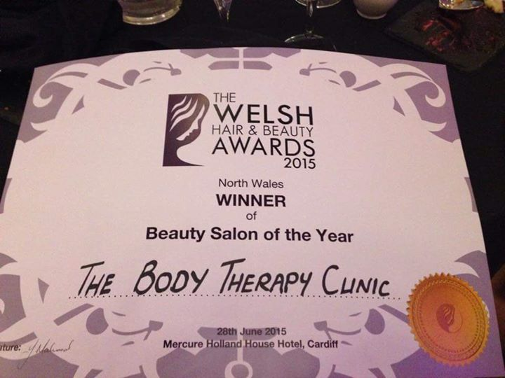 The Body Therapy Clinic cover