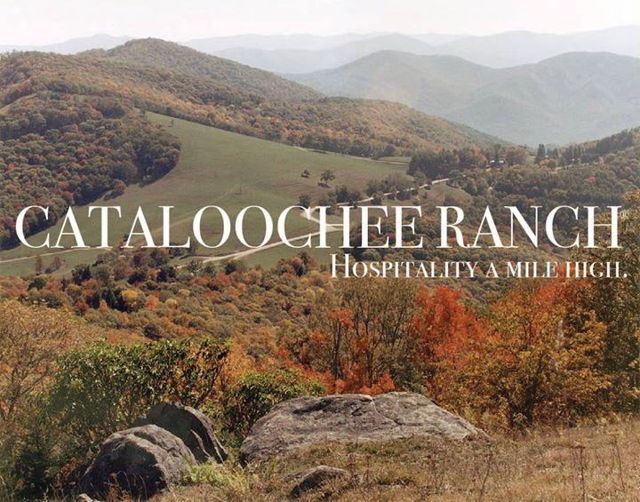 Cataloochee Ranch cover