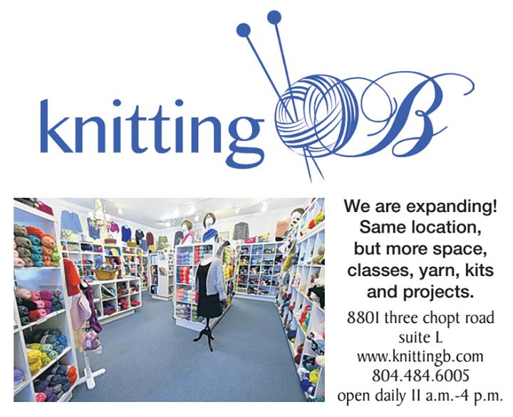 Knitting B cover