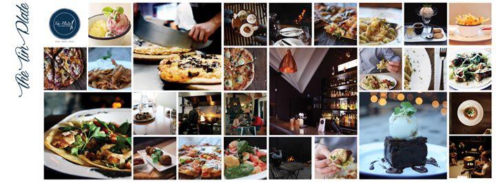 Tin Plate Kitchen & Bar cover