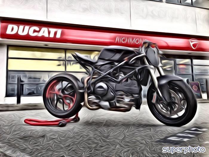 Ducati Richmond cover