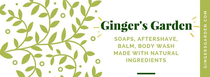 Ginger's Garden Soaps & Lotions cover