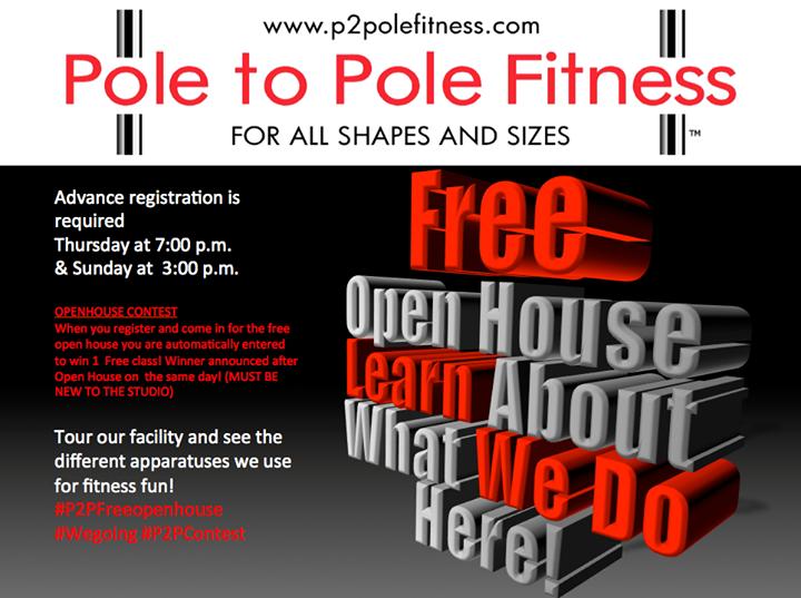 Pole to Pole Fitness at Woodbridge, NJ cover