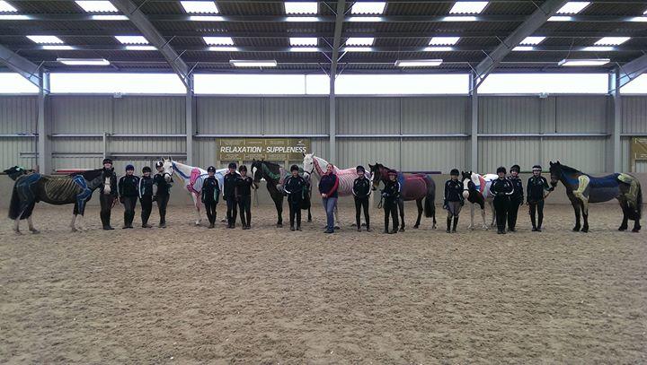 Derby College Equestrian Centre cover