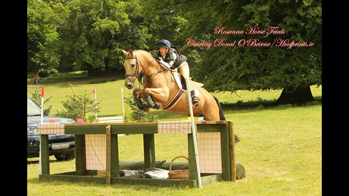 Rosanna Horse Trials cover