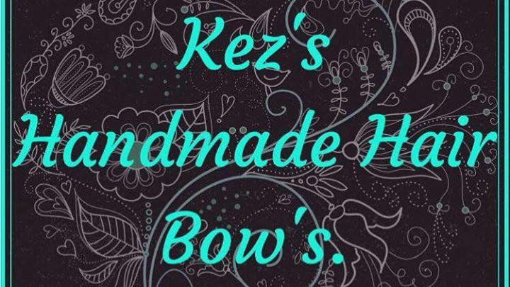 Kez's Handmade Hair Bow's cover
