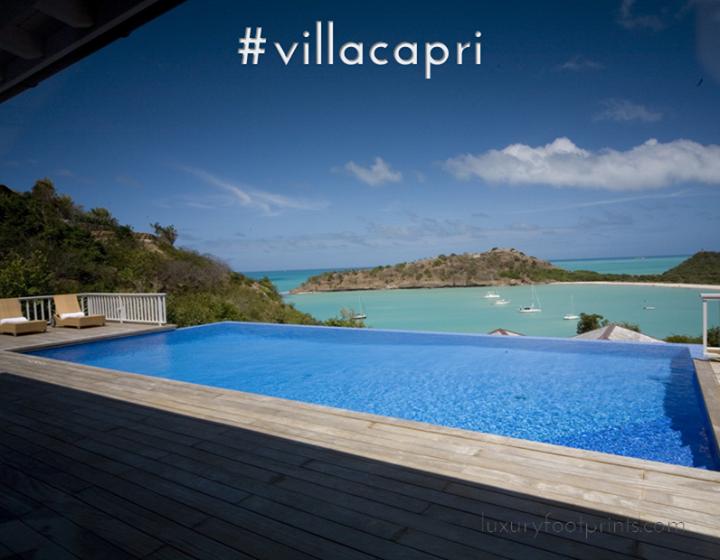 Villa Capri Antigua cover