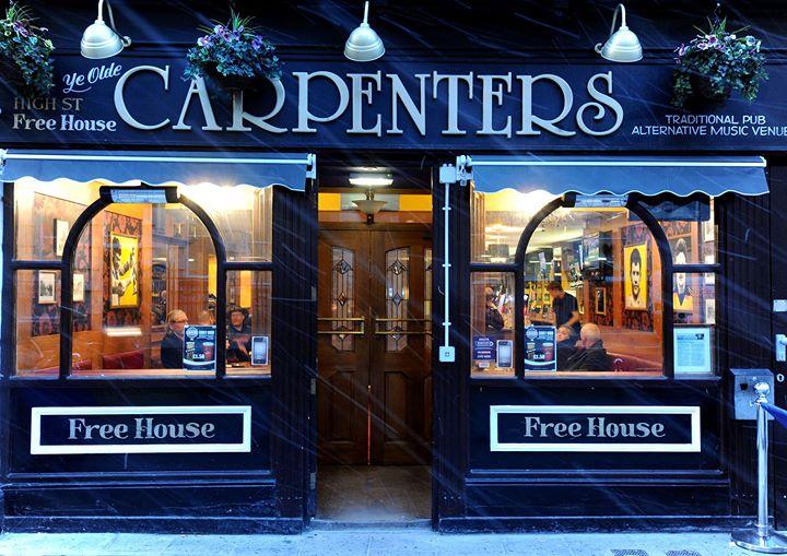 Carpenters, Newport cover