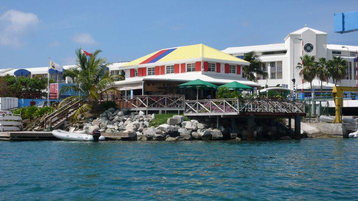 Sint Maarten Yacht Club Bar & Restaurant cover