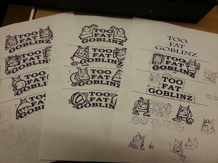 Too Fat Goblinz cover
