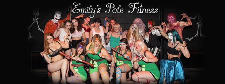 Emily's Pole Fitness cover