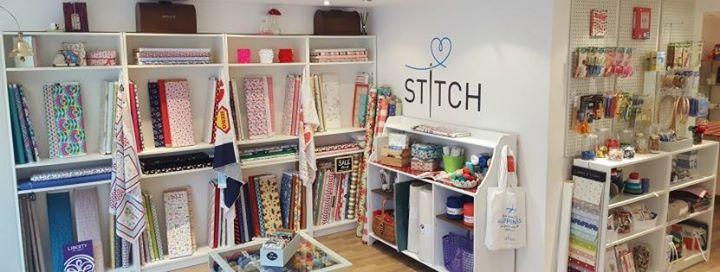 Stitch Studio cover