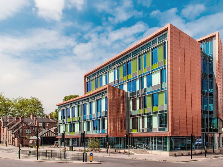 University of Derby - Law, Criminology and Social Sciences cover