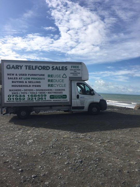 Gary Telford Sales cover