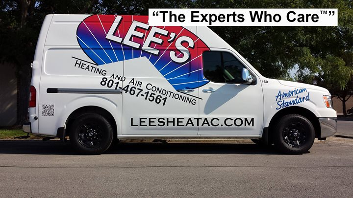 Lee's Heating and Air Conditioning cover