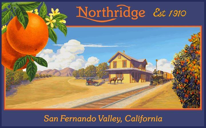 Northridge Branch - Los Angeles Public Library cover