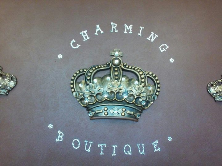 Sparkle And Charm Boutique Cover
