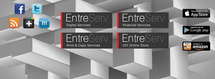 EntreServ Corporation cover