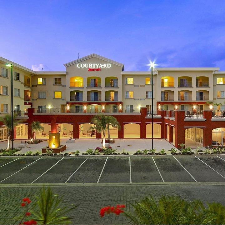 Courtyard by Marriott Bridgetown, Barbados cover