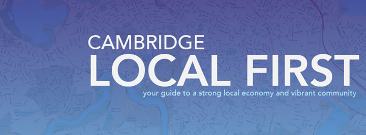 Cambridge Local First cover