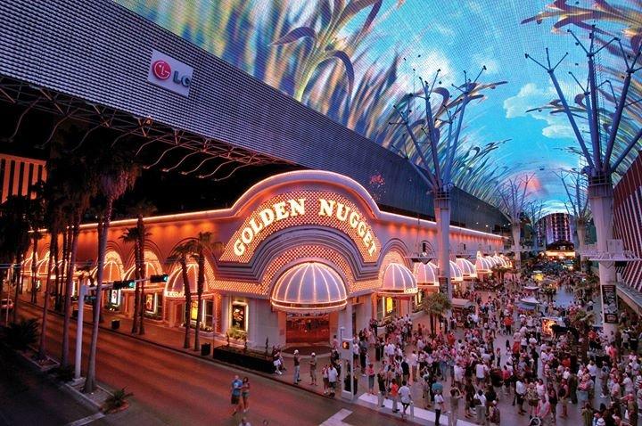 Golden Nugget Las Vegas cover